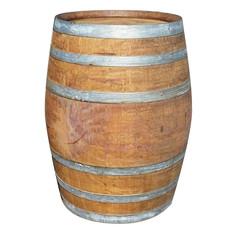 Oak wine barrel $30