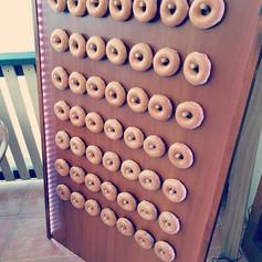 'Donuts' wall $90