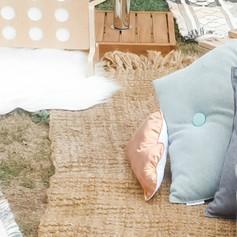 'Sage' cushion $4