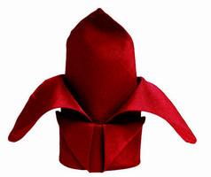 Premium napkin - 'Ruby' $0.90