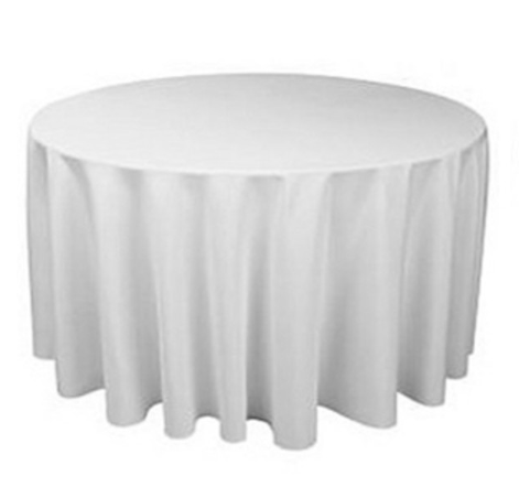 'Round' table cloths $10