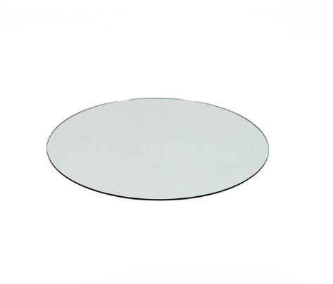 'Mirror mirror' round base $10