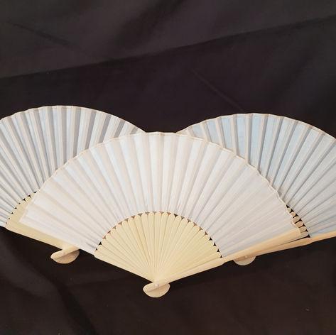 'Fan' fabric $5