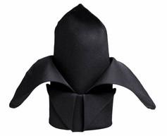 Premium napkin - 'Noir' $0.90