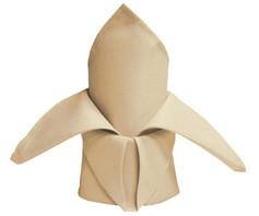 Premium napkin - 'Beige' $0.90