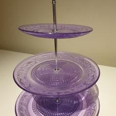'Lilac' 3-tier $15