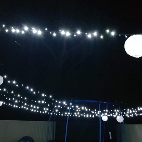 Fairy Lights - 40m $25