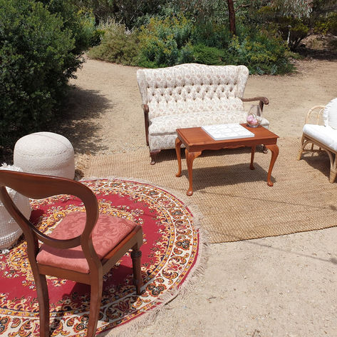 'Lounge' package $250