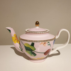 'Rosalee' teapot $7