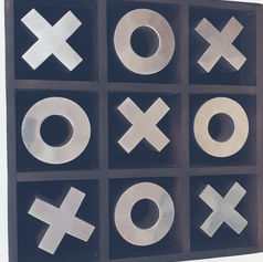 Table noughts & crosses $15