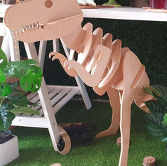 'T-Rex' Skeleton $10