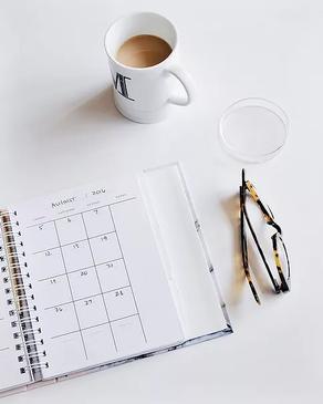 10 tips til optimal bruk av kalenderen