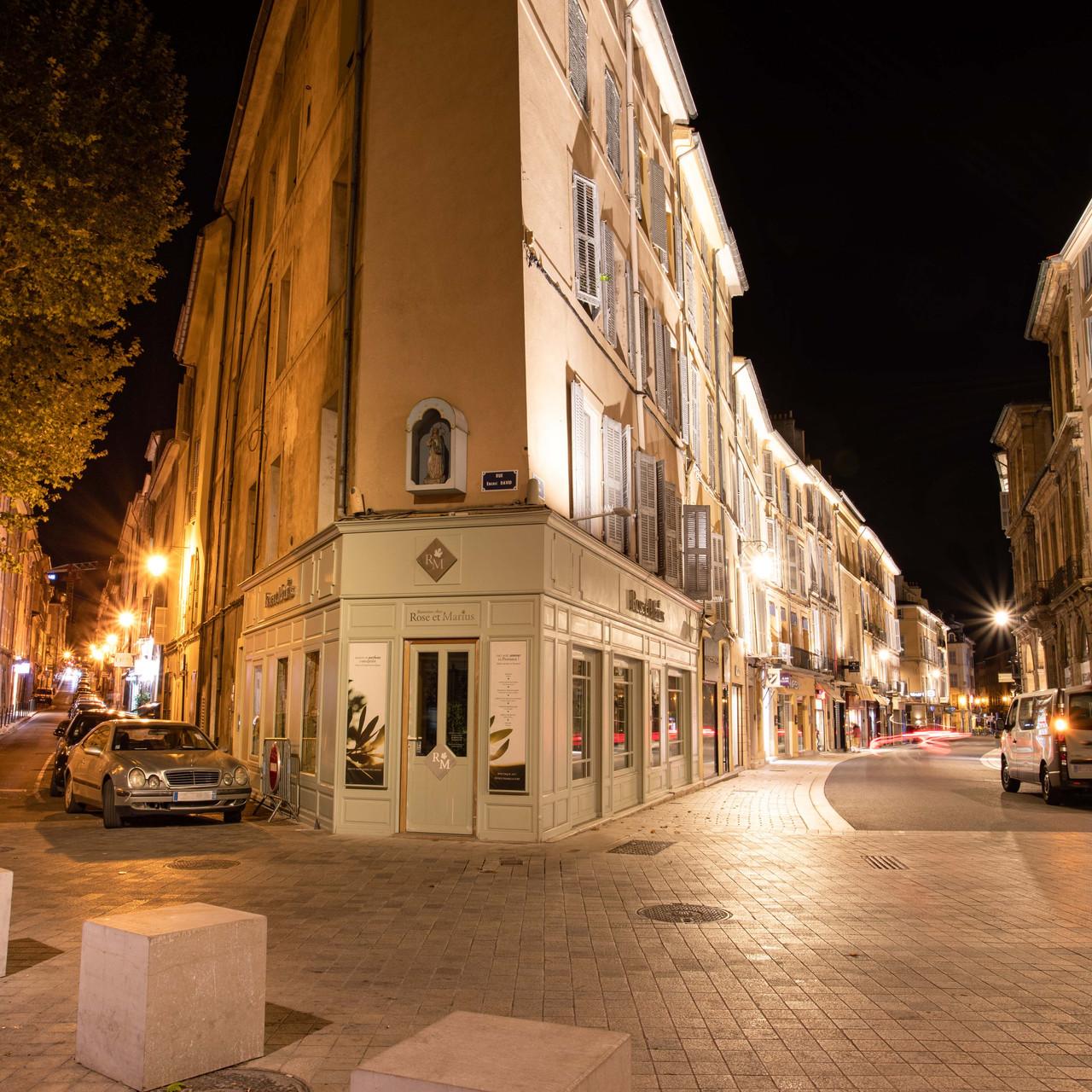 Ville la nuit (iso100-f13-13sec) no nigh