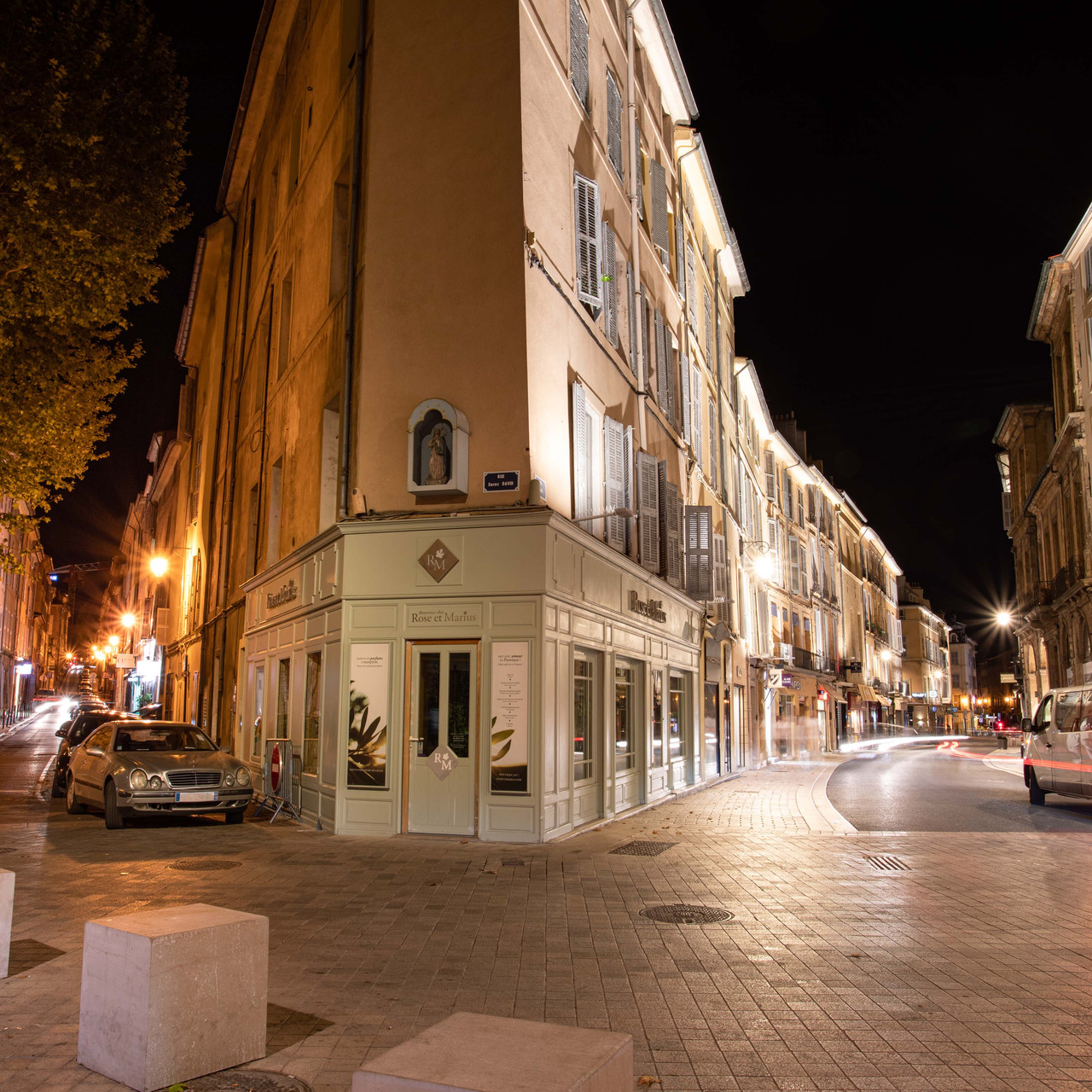 Ville la nuit (iso100-f13-13sec) night f