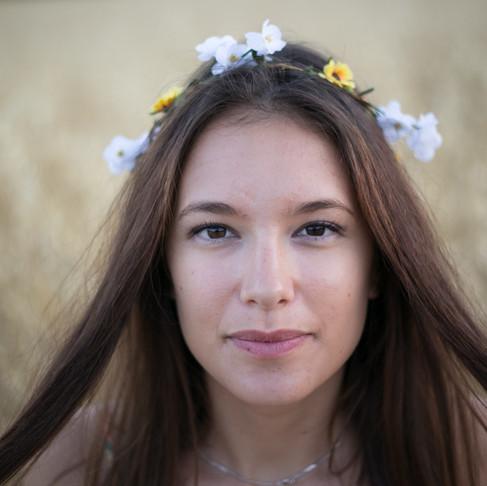 Le portrait en lumière naturelle [Carla]