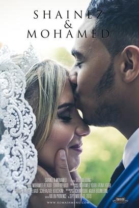 Poster de mariage
