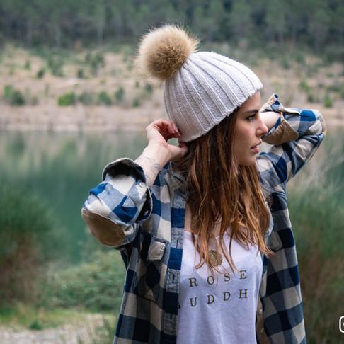 Photographier des portraits d'hiver en pleine nature