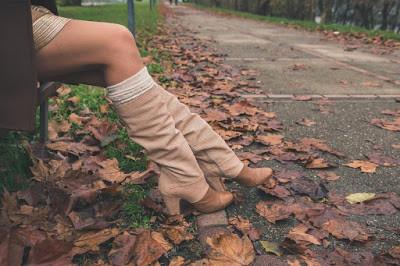 o outono e o inverno são as melhores épocas para tratar as varizes e os vasinhos