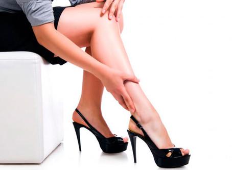 Dor nas pernas e suas causas