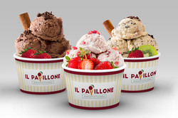 Il Pavillone cups front