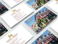 Hotel_Löwen_Visitenkarte