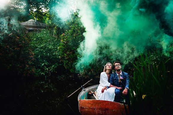 Cheshire wedding photographer knutsford