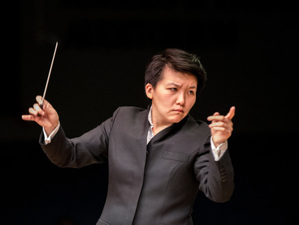 Conductor Tong - Yonkers Philharmonic