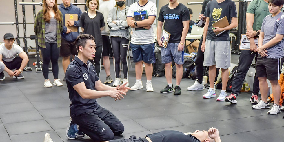 [Taichung, Taiwan] Fitness Optimization (1)