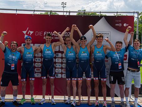 1. Wettkampf der Triathlonbundesliga - Herren