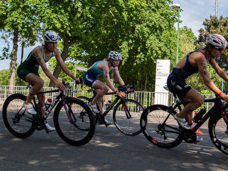 1. Wettkampf der Triathlonbundesliga - Damen