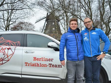 """Artikel in der Berliner Woche: """"Berliner Triathlon-Team möchte in der Bundesliga bestehen"""""""