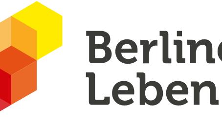 """Die """"Stiftung Berliner Leben"""" unterstützt unser Team."""
