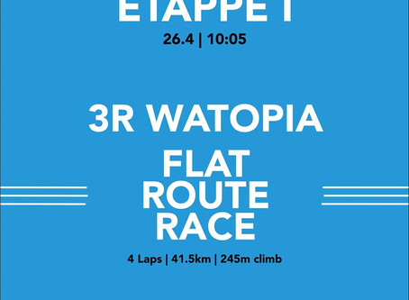 Zwift Tri Series - Race I