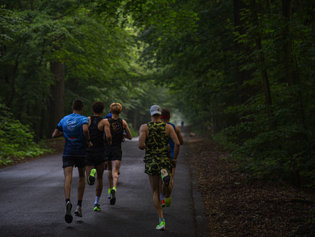 Leistungsüberprüfung - 5km-Lauf