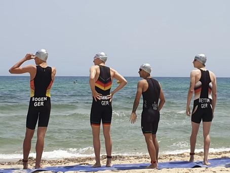 Ben und Rico erfolgreich in Tunesien
