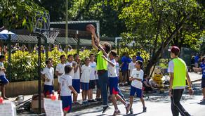 Com apoio de atletas e 86 instituições, REMS promove atividades físicas e esportivas gratuitas