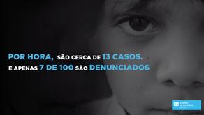 Campanha de Organização Humanitária Global visa conscientizar sobre abuso sexual infantil