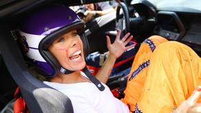 Em comemoração ao Dia Internacional da Mulher, Bia Figueiredo promove desafio inusitado a 240km/h