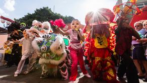 """""""China na Vila"""" reúne danças típicas e apresentações de Kung Fu"""