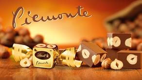 Lançamento mundial da Lindt, Piemonte combina a cremosidade do chocolate com a melhor avelã do mundo
