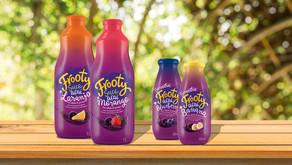 Frooty aumenta seu portfólio e apresenta smoothies e sucos de açaí