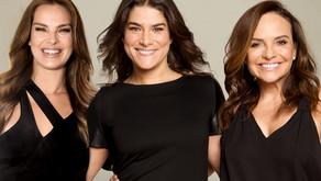 Priscila Fantin, Luíza Tomé e Letícia Birkheuer protagonizam comédia inédita em São Paulo