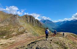 Mile high ridge walk