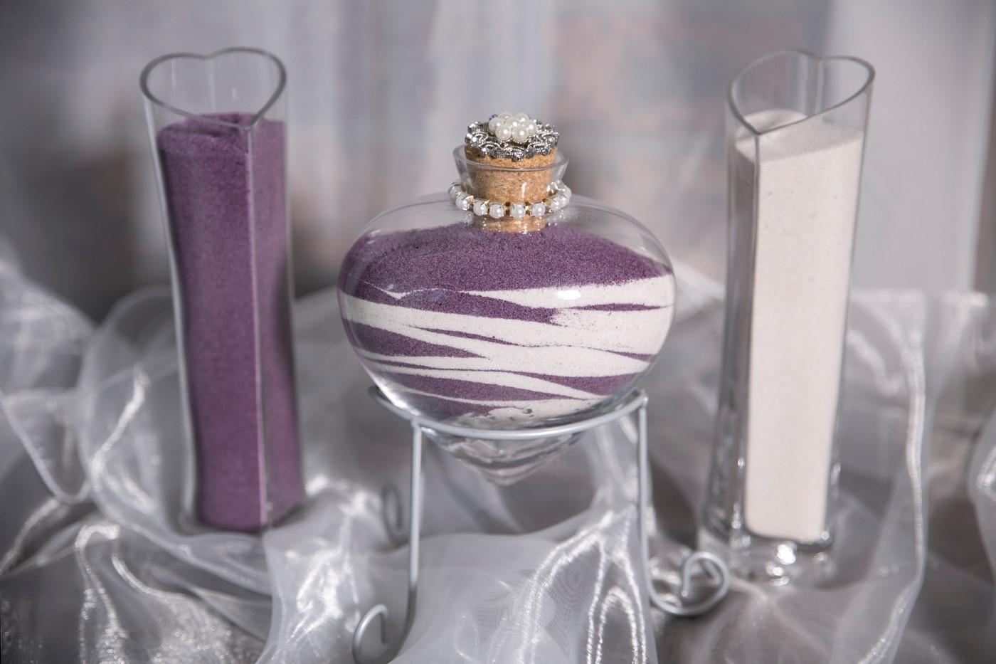 Sand Ceremony Vase