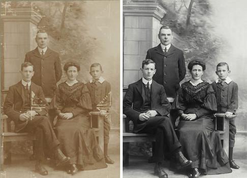 The Birch Family