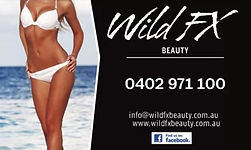 Wild FX Beauty