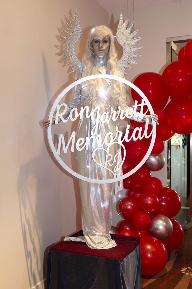 "Ron Jarrett ""Memorial"" Dinner"