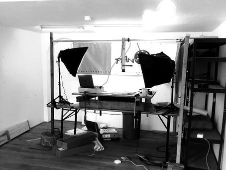 Planofuturien Studio on Air