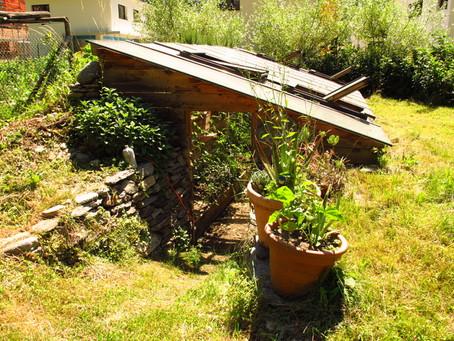 Geschichten des Wandels #06/2021 / Die Gartenlandschaft beim Haus an der Kurve