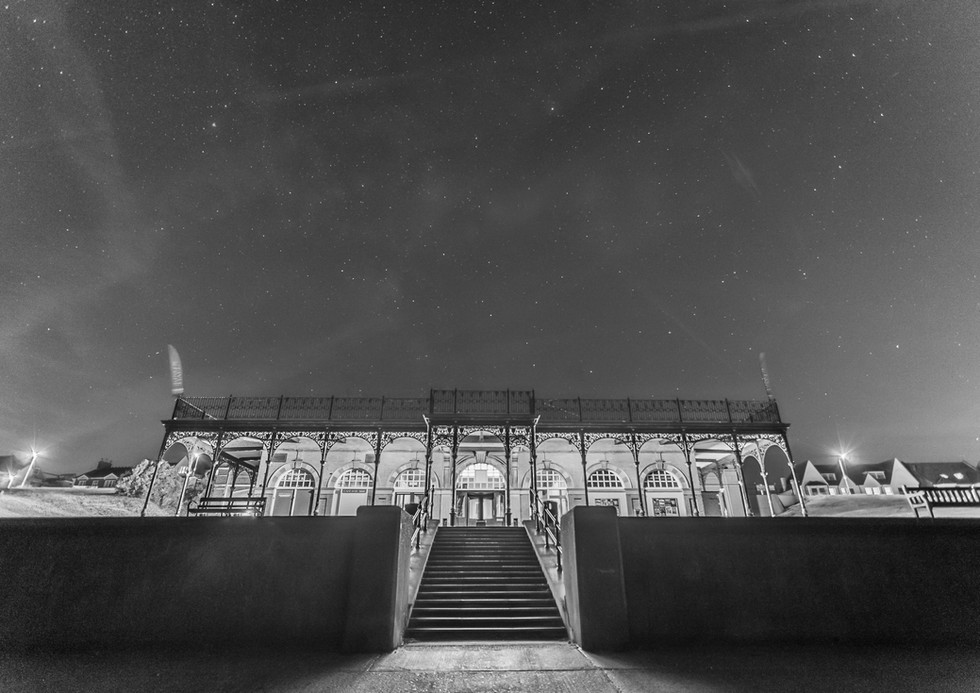 The Kings Hall at Night